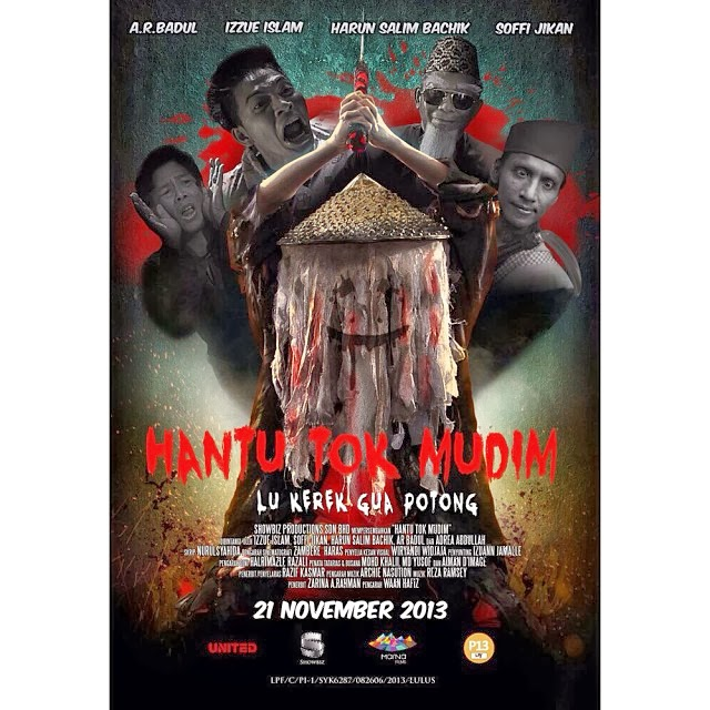 Review Filem: Hantu Tok Mudim (2013)