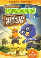 Download Backyardigans Missão Elefante Dublado DVDRip 4 Temporada