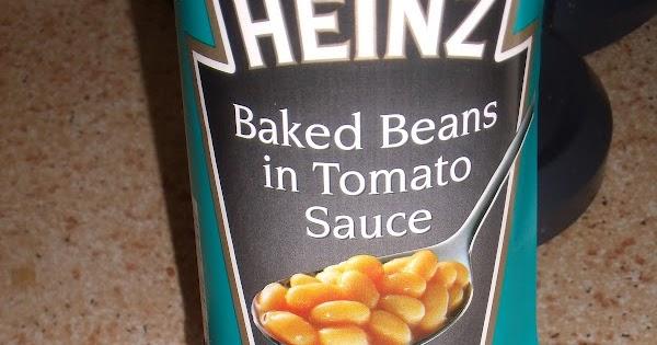 El mundo culinario de Cris: Baked beans in tomato sauce = Alubias ...