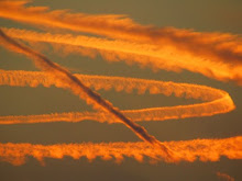 Contrails and Flyover Country