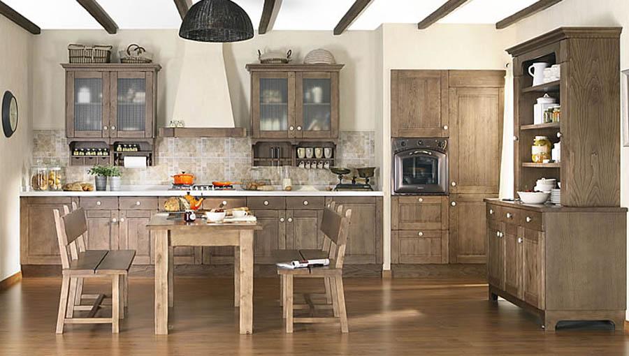 decoraci n de cocinas rusticas modernas decoraci n de On cocinas rusticas modernas