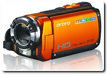 Ordro HDV-Z58 Waterproof Camcorder