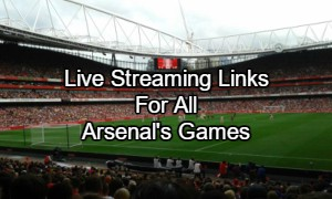 Arsenal Streaming