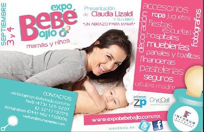 EXPO BEBE MEXICO SETIEMBRE 2011