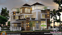House Plan Ultra Modern Home Design