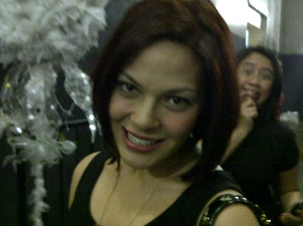 Hair Style Kc : KC+Concepcion+New+Hair+Cut ... to bet a blunt lob ahir style how to ...