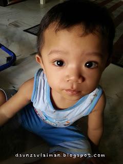 petua hilangkan batuk bayi