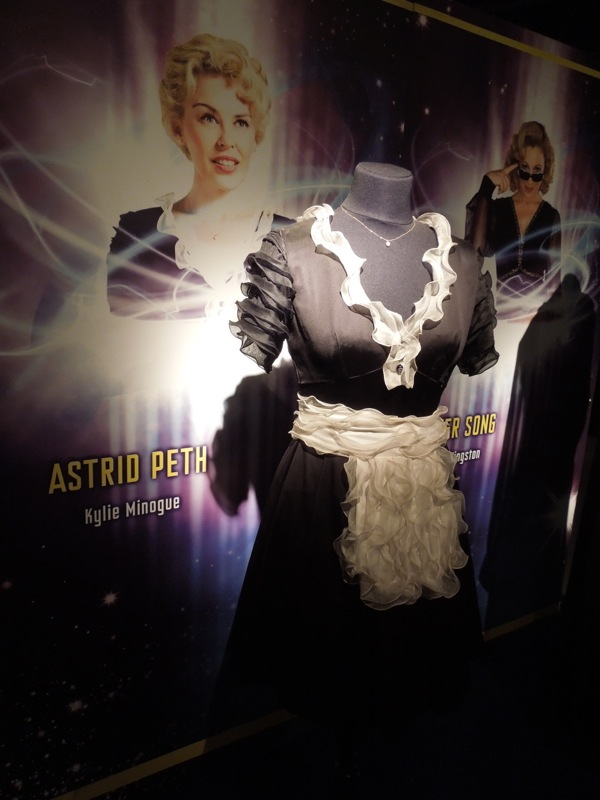 Astrid Peth Doctor Who waitress costume