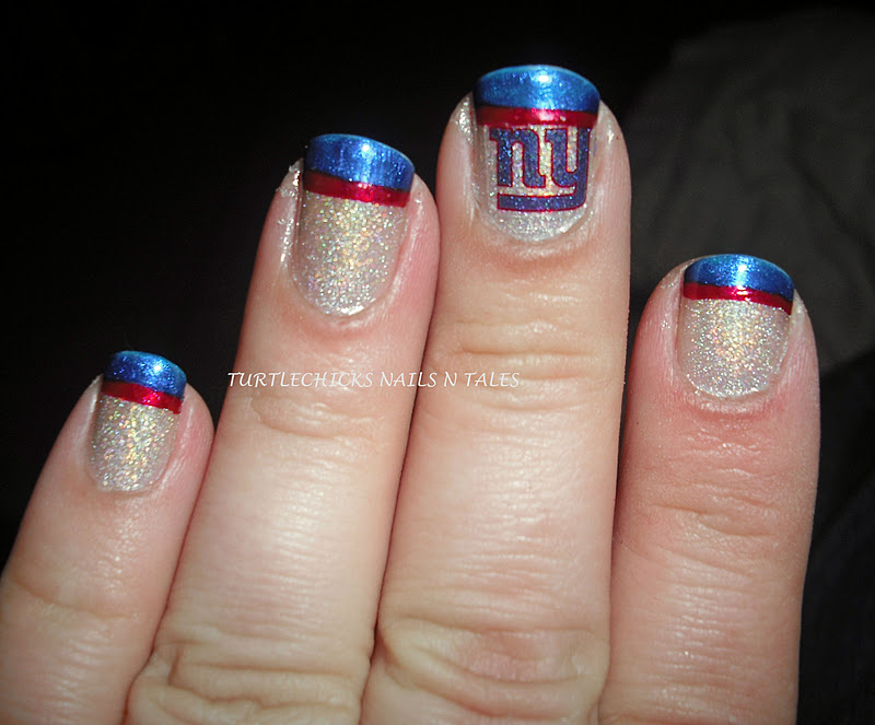Ny Giants Nails Because It Was The First That Starting And Not