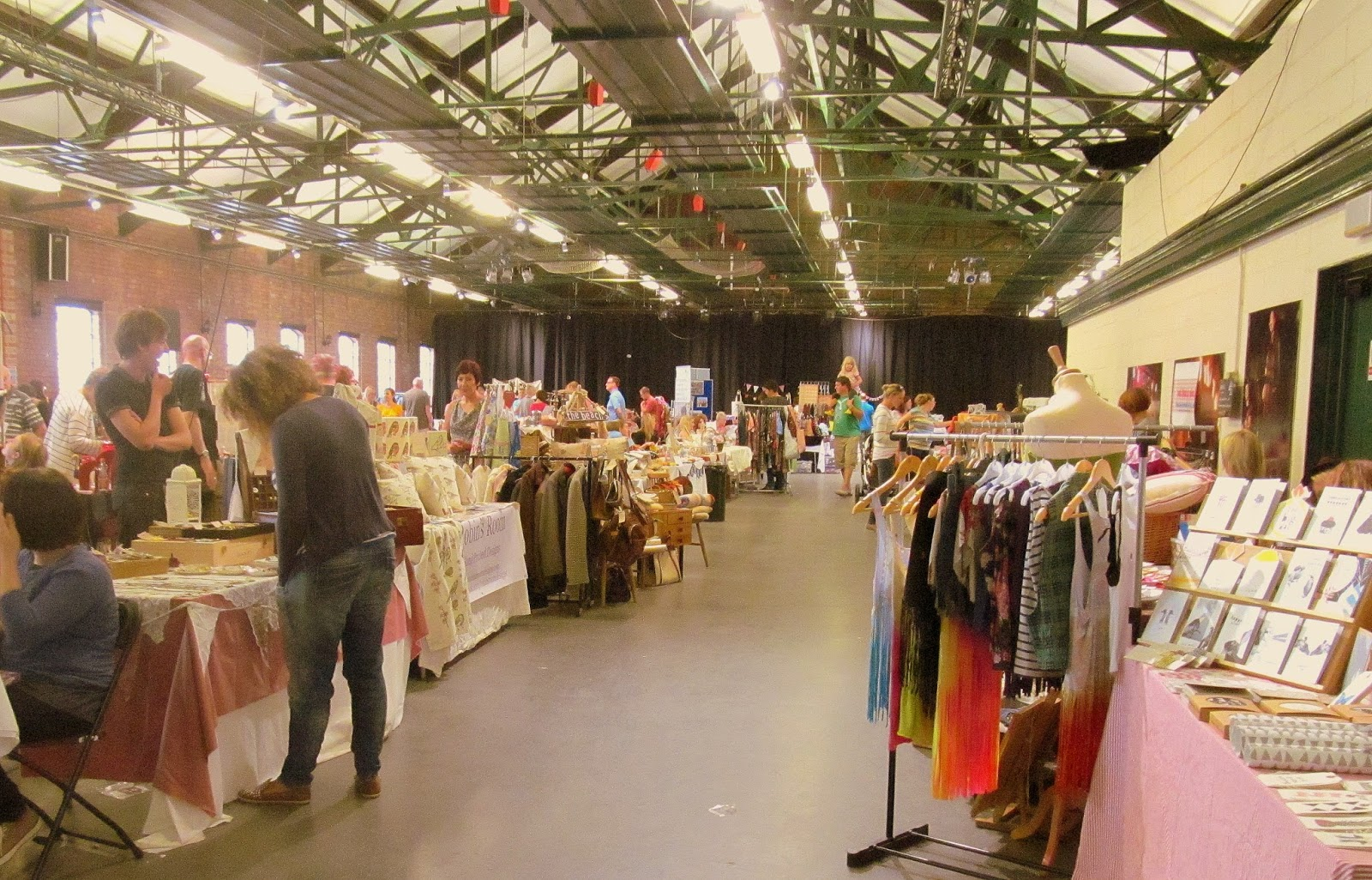Elsecar Heritage Centre Craft fair