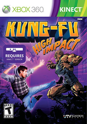 Kung Fu High Impact Xbox 360