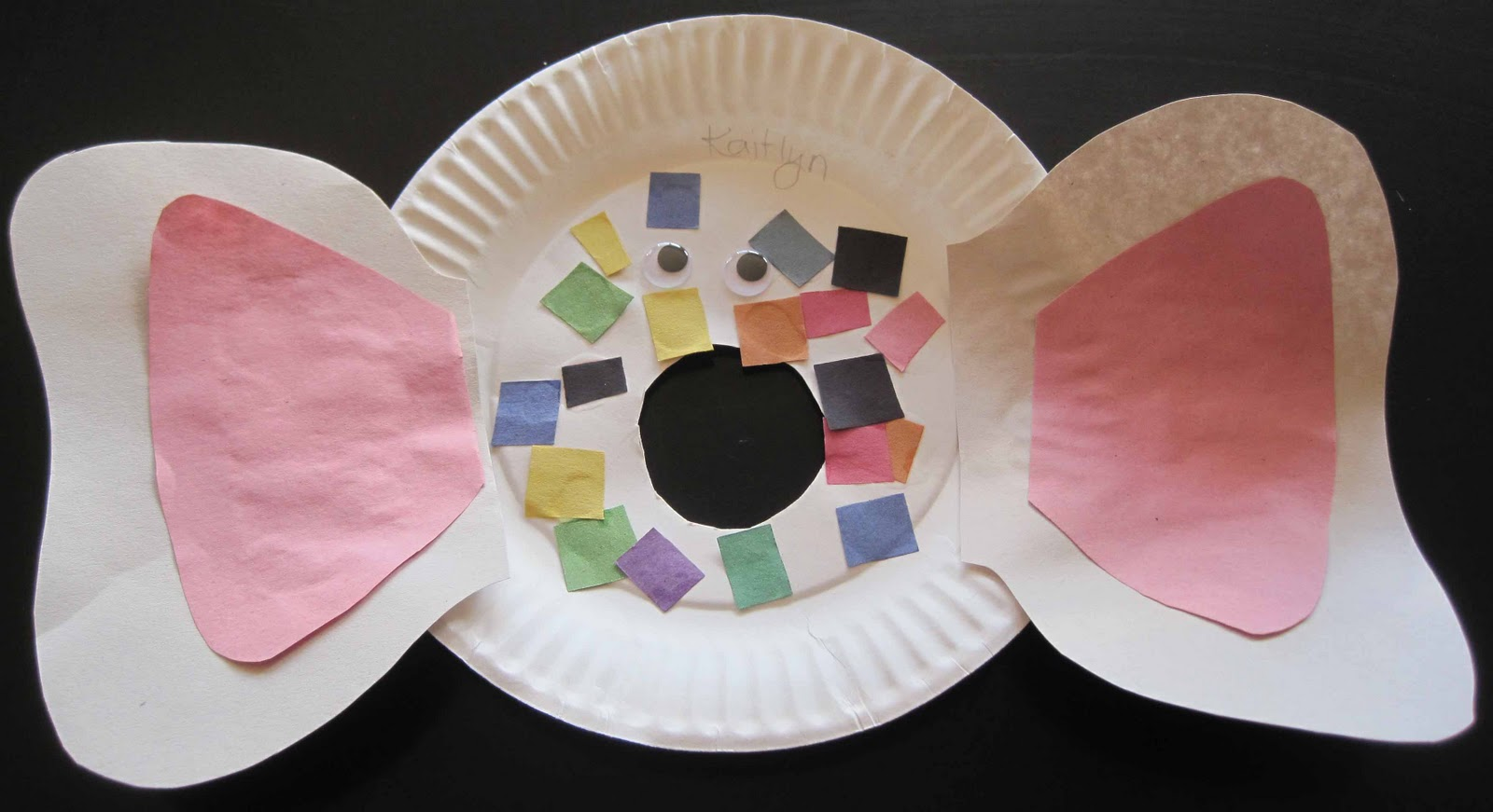 Paper Plate Elephant & Childrenu0027s Learning Activities: Paper Plate Elephant