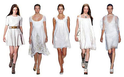 White Hot Dresses - Not Wedding Dress