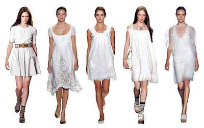 White Hot Dresses - Not Wedding Dress