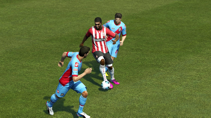 PESEDIT.com PES 2013 Patch 3.4