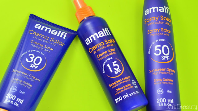 review opinion amalfi protectores solares quimi romar