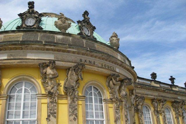 Palacio Schloss Sanssouci