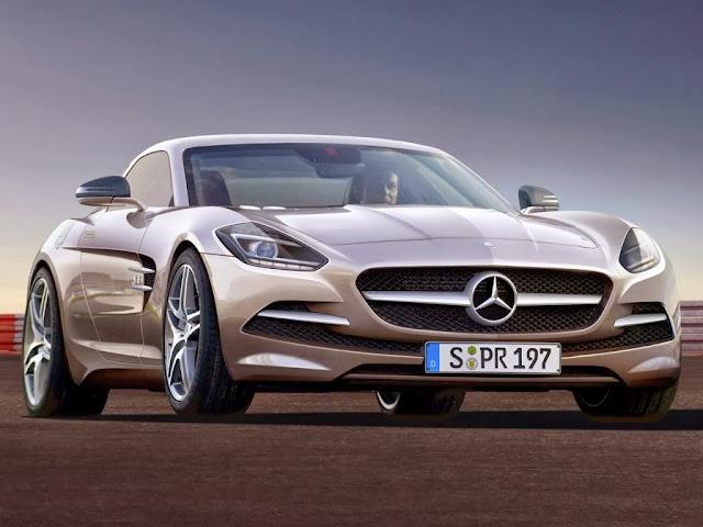 2014 Mercedes-Benz SLC Car Review