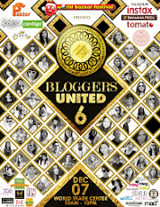 See You At The Bloggers United Bazaar