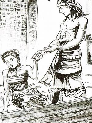 Kisah Raden Panji Versi Cerita Rakyat Lombok (NTB)