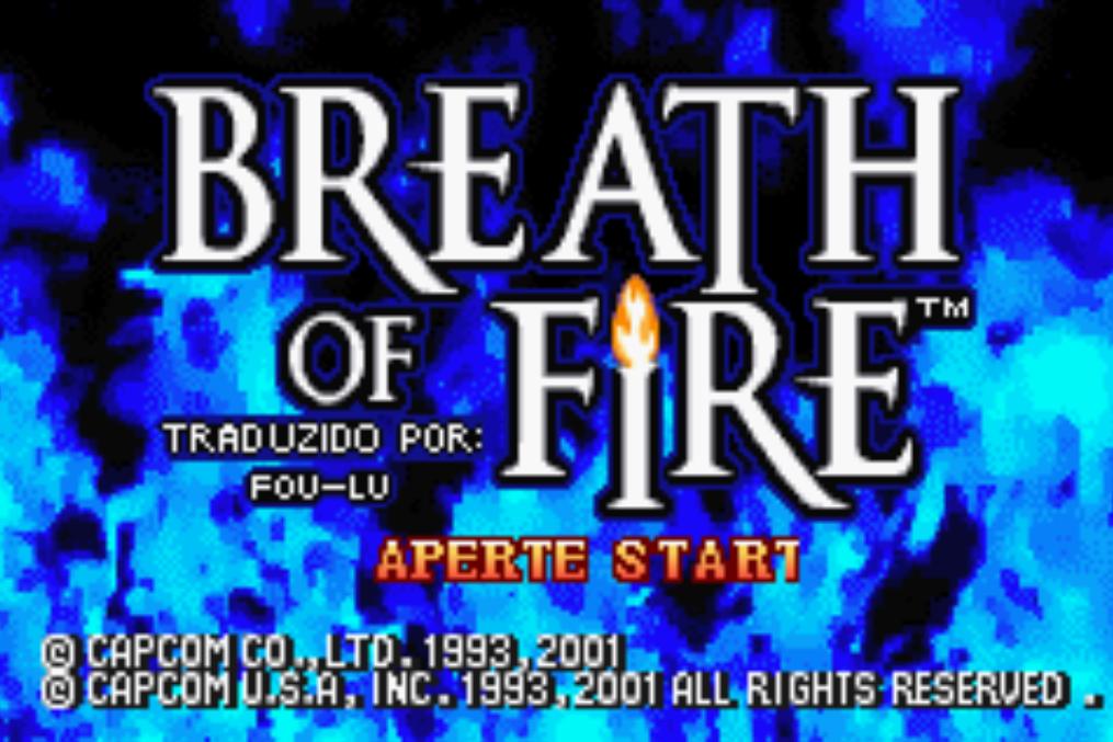 [GBA] Breath of Fire 1