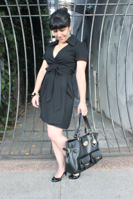 All Black Work Outfit