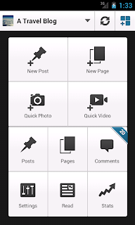 WordPress for Android - Ngeblog di Wordpress dengan mudah