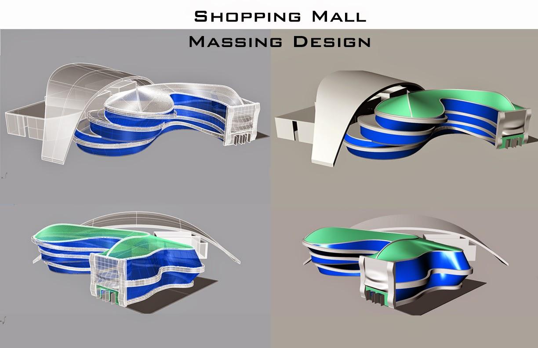 Steve 39 s world exterior design update shopping mall for Shopping mall exterior design