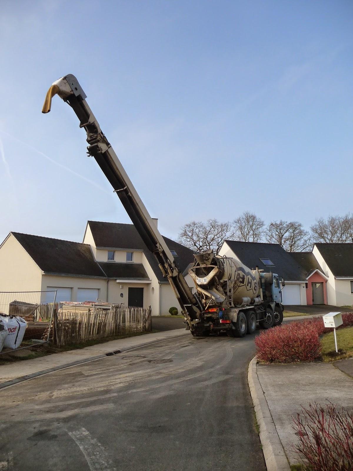 Notre projet de construction j16 chantier interdit au public for Projet construction