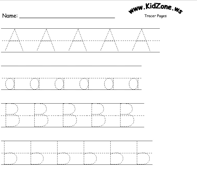 D sound handwriting alphabet worksheets
