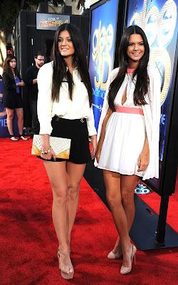 Kendall & Kylie Jenner sur les traces de leurs ainées