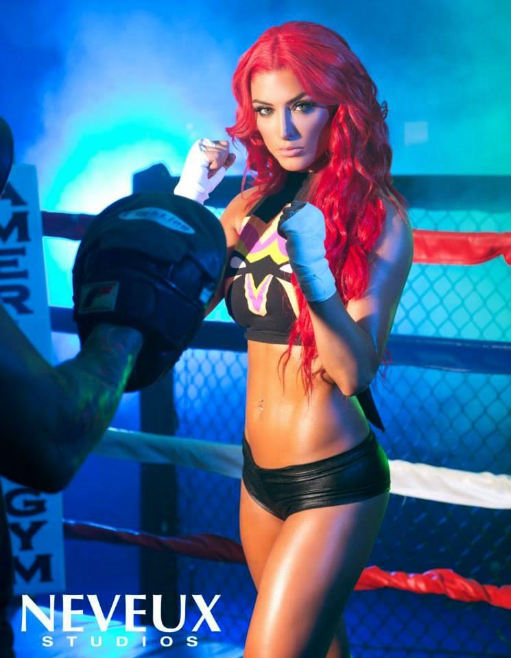 Eva Marie-WWE-WWE Diva-WWE Divas