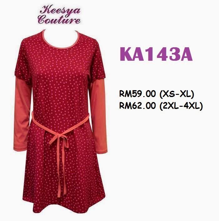 T-shirt-Muslimah-Keesya-KA143A