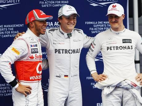 Schumacher 2013 f1 Mclaren f1 2013 Drivers