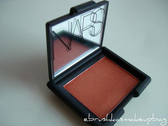 Nars Taj Mahal Nc42 Ebrushka's Makeup Bag:...