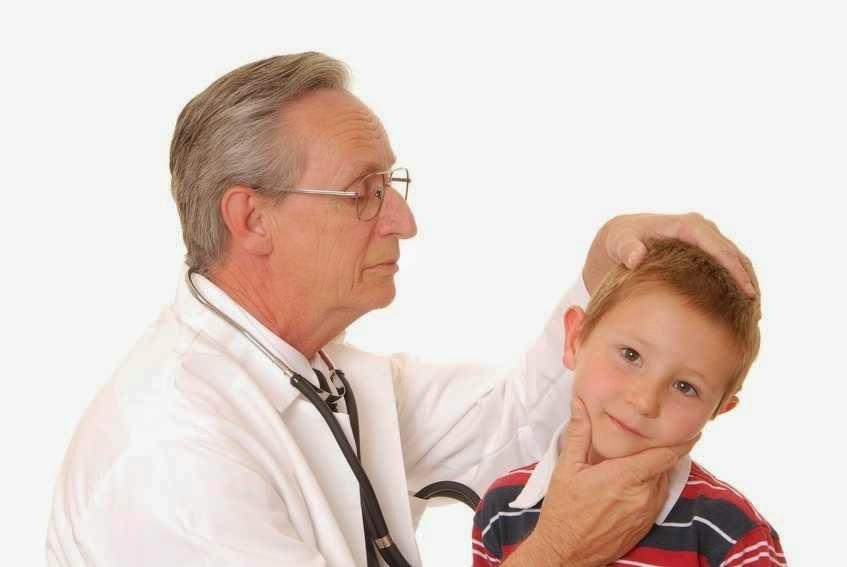 إصابة الطفل بإلتهاب في الأذن