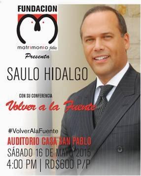Saulo Hidalgo en RD