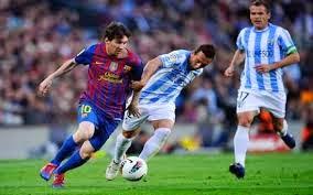 Ver Online Hoy, Málaga vs Barcelona / La Liga de España (HD)