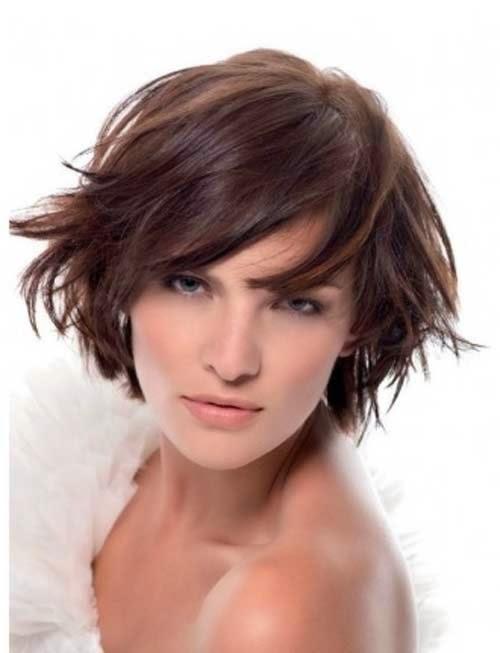 Short Layered Bob Haircuts for Women