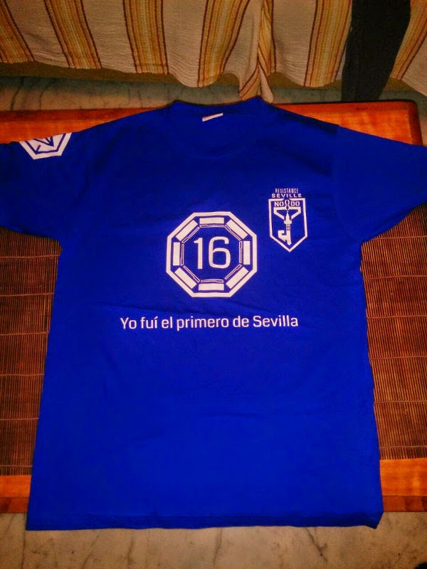 Camiseta level 16 Ingress