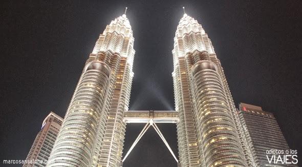 torres petronas de Kuala Lumpur malasia