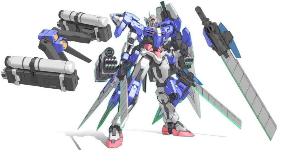 Customized gundam designs gundam kits collection news for Design attack