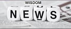 <b>WISDOM NEWS</b>