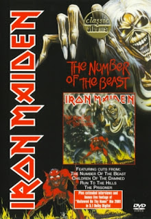 Classic Album: Number of the Beast de Iron Maiden. Subs en español.