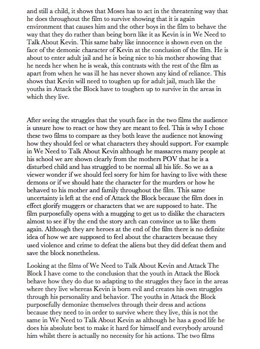 supersize me essay analysis