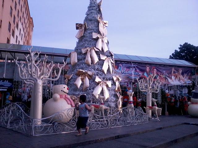 merry christmas malaysia