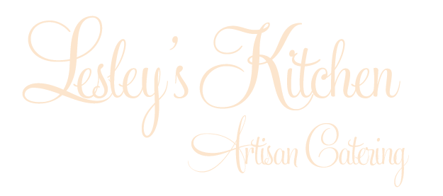Lesley&#39;s Kitchen, artisan catering