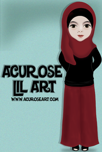 AcuRoseLil Art