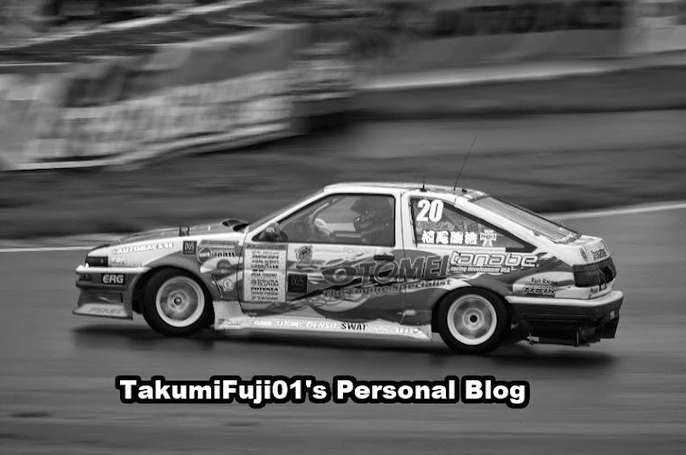 TakumiFuji01's Personal Blog