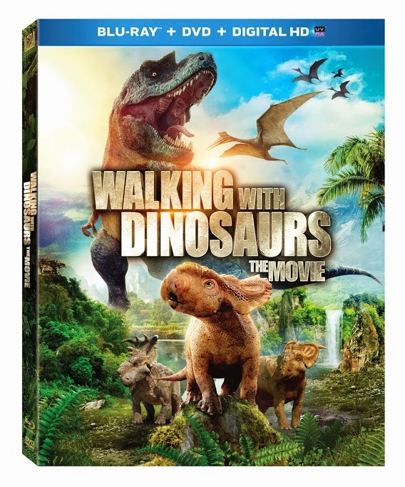 mommy blog expert giveaway walking with dinosaurs movie family